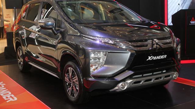 Xpander yang masih menjadi incaran konsumen, tampil di IIMS Hybrid 2021