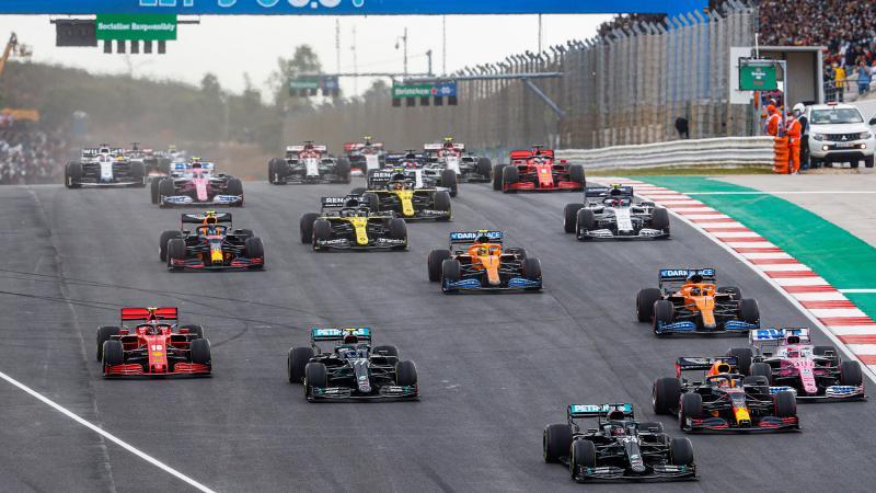GP Portugal yang tahun ini menambah zona DRS. (Foto: motorsportmagazine)
