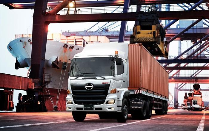 Hino Ranger dengan teknologi Common Rail Engine berstandar Euro 4