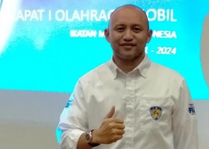 Ananda Mikola, ingin berbuat sesuatu untuk motorsport Indonesia melalui Olimpiade Motorsport 2021 di Prancis, Oktober mendatang