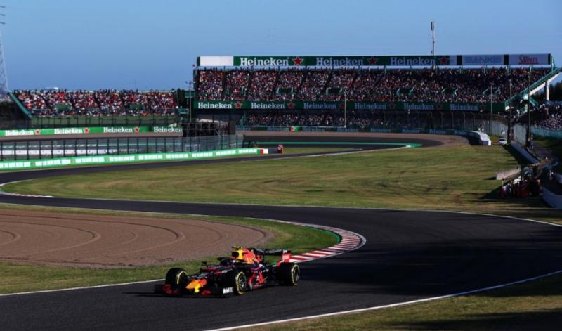 Honda sounding akan kembali menjadi sponsor utama F1 Jepang di sirkuit Suzuka, 8-10 Oktober 2021
