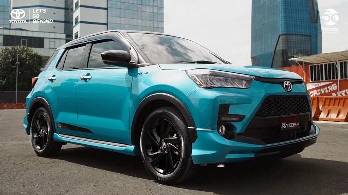Toyota Raize, model Compact SUV baru untuk yang berjiwa muda dan ingin tampil stylish