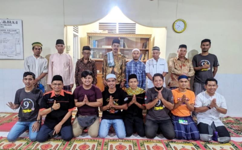 Menyantuni rumah ibadah menjadi agenda GCCI Padang tahun ini. (foto : ist)