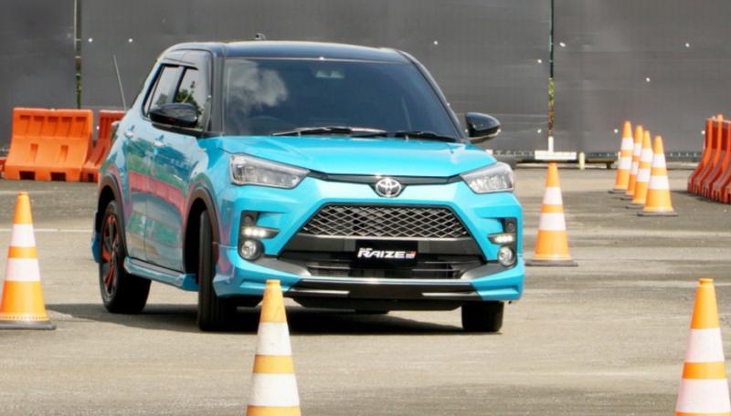 Toyota Raize menjadi SUV 5 seater dengan fitur mumpuni yang ditunggu pelanggan setianya