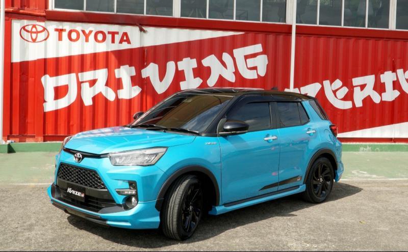 Toyota Raize diharapkan mampu memenuhi kebutuhan mobilitas pelanggan yang beragam