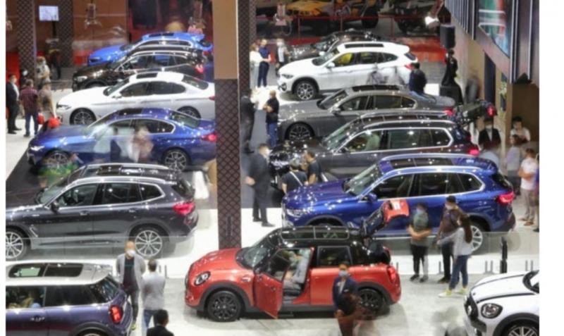 Torehan positig IIMS Hybrid 2021 memberikan nafas segar kebangkitan industriMICE dan otomotif Indonesia