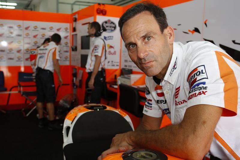 Alberto Puig (Spanyol/Team Principal Repsol Honda). (Foto: motorcyclesports)