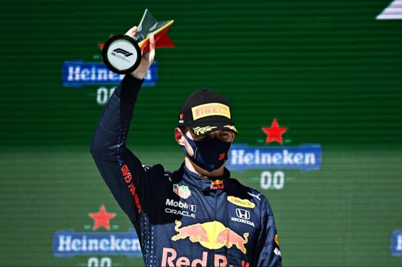 Max Verstappen, akan bersaing ketat dengan Lewis Hamilton untuk perebutan gelar juara dunia F1 tahun ini