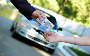 Ilustrasi masalah kredit macet mobil yang akhirnya membebani pengguna kendaraan
