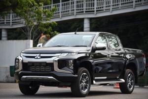 Mitsubishi Triton, salah satu model yang mendapatkan promo di Bulan Mei 2021