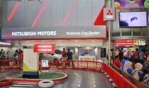 Konsistensi Mitsubishi Motors dan KidZania Jakarta mendukung edukasi dunia otomotif untuk anak
