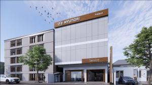 Hyundai Ambon di Maluku menjadi dealer ke-34 Hyundai Motors Indonesia