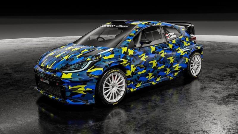 Mobil reli Ryan Nirwan siap dirilis pada 2022 (foto: ist)