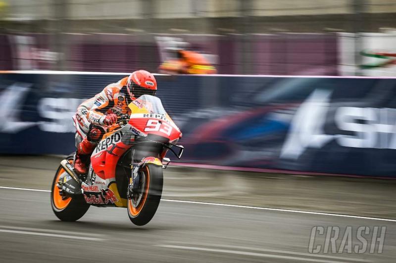 Marc Marquez (Spanyol/Honda). (Foto: crash)
