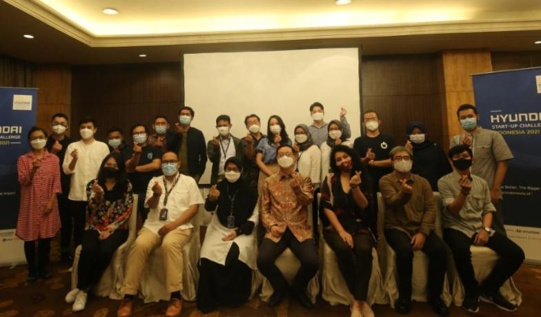 Hyundai Start-up Challenge Indonesia 2021 adalah program akselerasi dan kompetisi bertujuan mengembangkan wirausahawan sosial muda yang memiliki ide inovatif dan solusi kreatif
