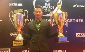 Fitriansyah Kete menganggap semua lawan berat, terutama Rafid Topan teammatenya di H Putra 969 Racing Team. (foto : ist)