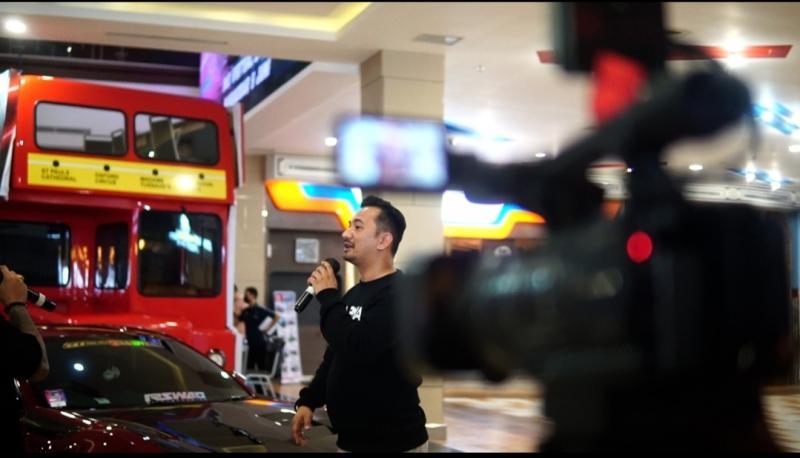 Automotive Talk Show & Overseas Talk Show ramaikan Road to IMX 2021 Virtual Stage Makassar hari ini