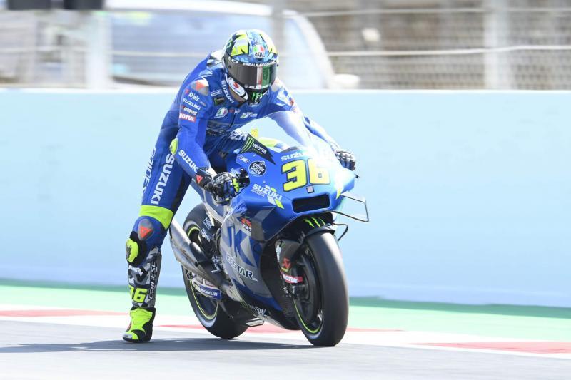 Joan Mir (Spanyol/Suzuki) sang juara dunia bertahan MotoGP. (Foto: therace)