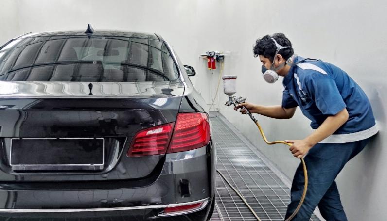 Paket Rekondisi Body & Paint Astra Peugeot mulai 6,5 juta rupiah