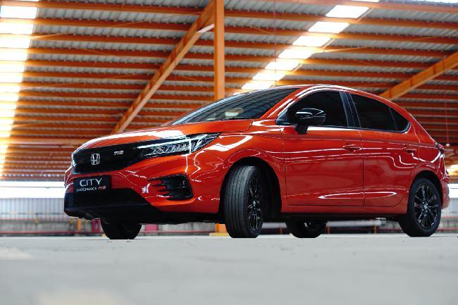 City Hatchback yang mendapat perhatian tinggi dari masyarakat pecinta mobil Honda