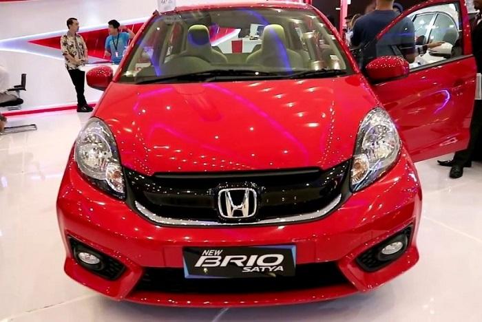 Honda Brio masih menjadi tulang punggung penjualan Honda Prospect Motor