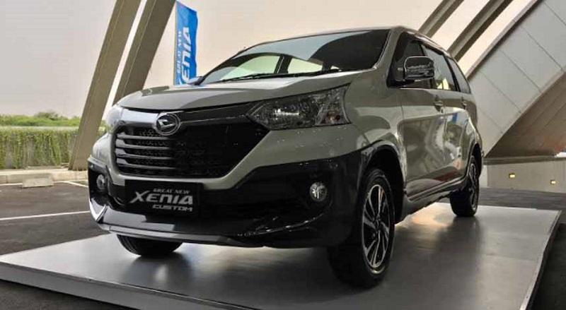Daihastu Xenia, salah satu mobil MPV yang paling laris di Indonesia yang kerap disandingkan dengan Toyota Avanza sebagai penguasa pasar MPV