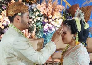 Selamat menempuh hidup baru Adilla Kasandra dan Rizki Anggara Perdana Putra