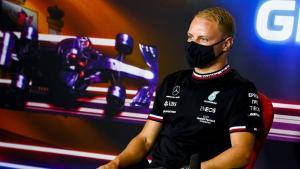 Valtteri Bottas (Finlandia/Mercedes), penantian mendebarkan dalam tempo sebulan ke depan. (Foto: marca)