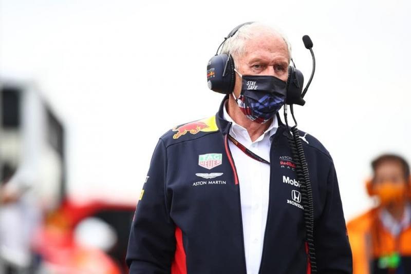 Helmut Marko (Penasehat Red Bull), yakin Valtteri Bottas ke Williams. (Foto: f1)