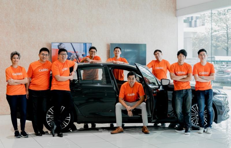Carro kini berstatus sebagai unicorn otomotif pertama di Asia Tenggara