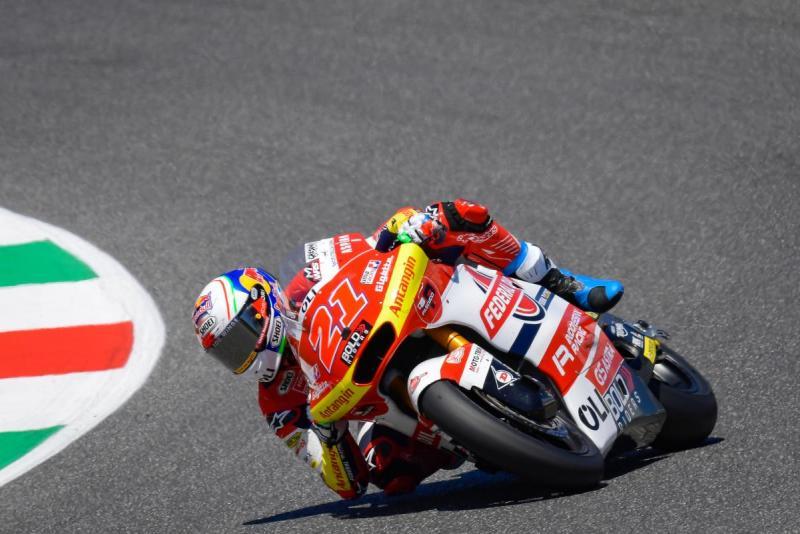 Fabio Di Gianantanio, pembalap muda Italia yang jadi joki  tim Gresini di MotoGP 2022. (Foto: motogp)