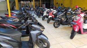 Deretan motor matik yang memberikan kontribusi besar pada panjualan sepedamotor di Indonesia