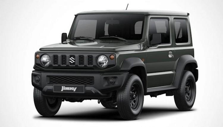 Tampang Suzuki Jimny Lite yang muncul di Australia, lebih mungil dari Jimny normal