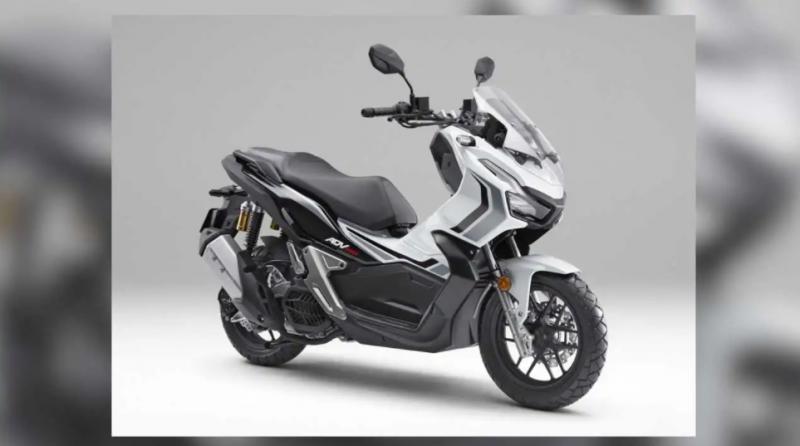 Tampilan model Honda ADV 2021 dengan warna khusus, hanya diproduksi 1.000 unit di Jepang