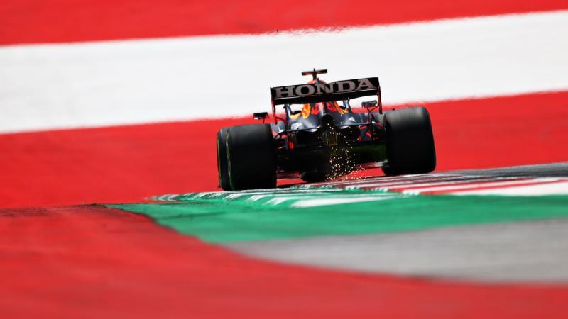 Red Bull Honda besutan Max Verstappen (Belanda) siap tajamkan dominasi di raceday GP Austria, Minggu (4/7/2021). (Foto: redbull)