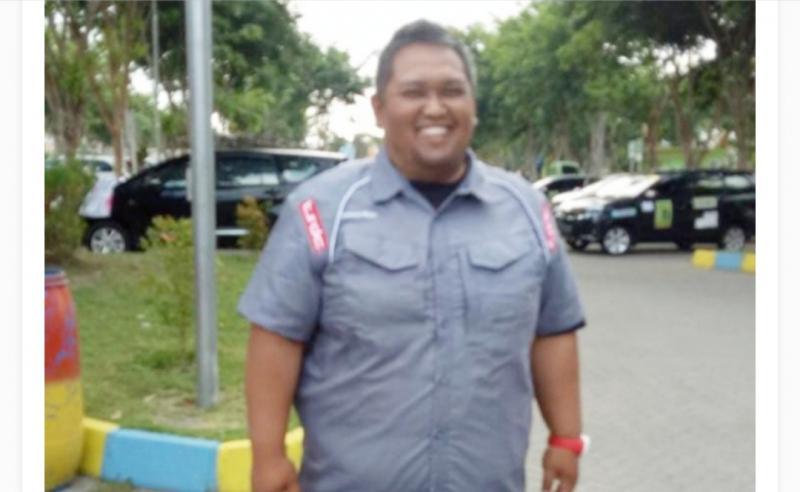 Dimas Respati, atlet time rally nasional berpulang hari ini di Malang karena Covid-19. (foto : racing4)