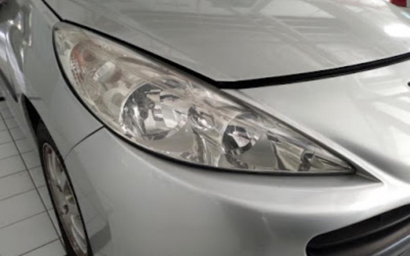 Tips merawat reflektor headlamp Peugeot lawas agar tidak fepat menguning