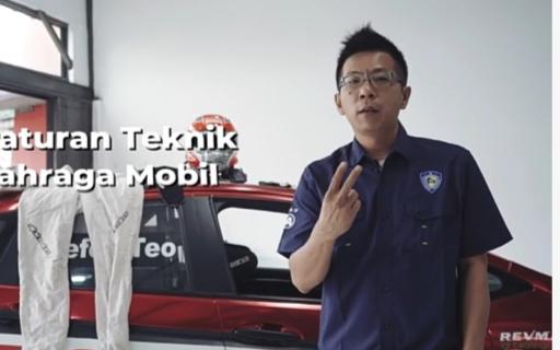 Anton Chaidir, Ketua Komisi Teknik Olahraga Mobil IMI Pusat