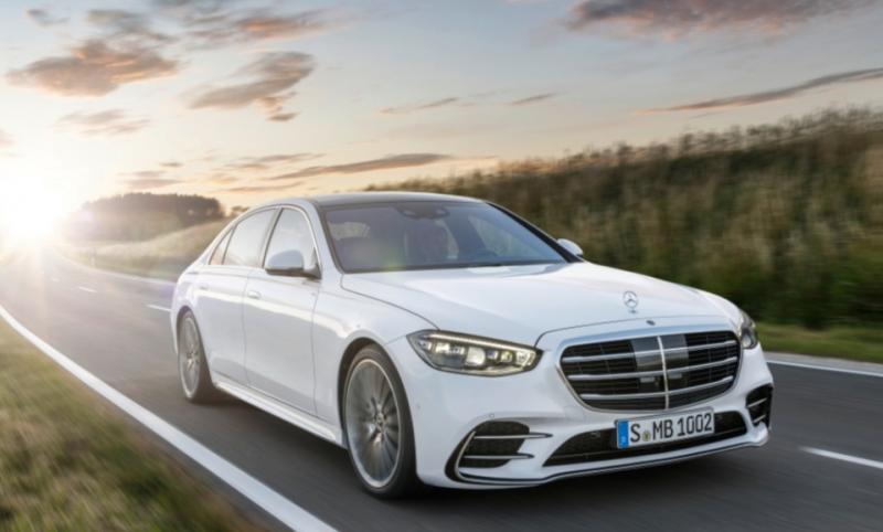 Meningkat penjualan kendaraan penumpang Mercedes-Benz di setiap wilayah dan pasar Asia Pacific