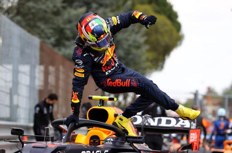 Sergio Perez (Meksiko) mulai berhasil mainkan peran sesuai skenario di tim Red Bull Hond. (Foto: ist)