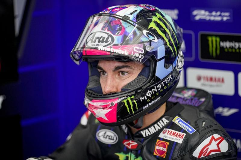 Maverick Vinales (Spanyol), cabut dari Yamaha ternyata punya opsi ke 3 pabrikan berbeda. (Foto: motogp)