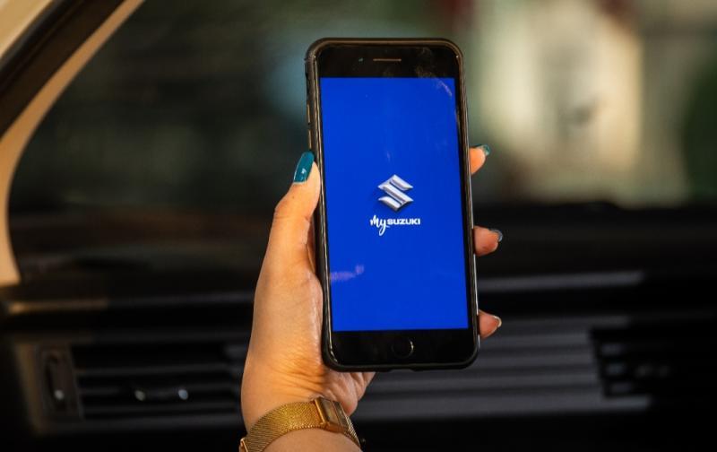 Total penjualan suku cadang mobil, sepeda motor, dan mesin tempel melalui aplikasi MySuzuki meningkat 56% pada bulan Juni jika dibandingkan dengan bulan Mei 2021.