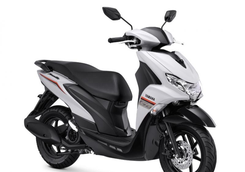 Warna warna baru motor 125 Yamaha yang makin amazing dan colorfull