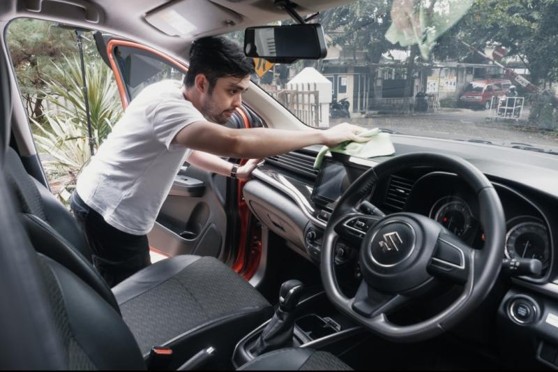 Perawatan ringan mobil di rumah selama masa PPKM Darurat