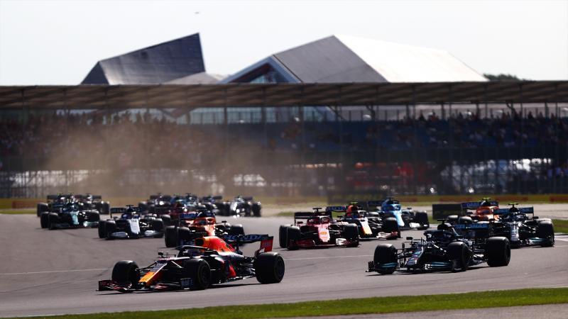 Sprint race kali pertama di F1, lumayan