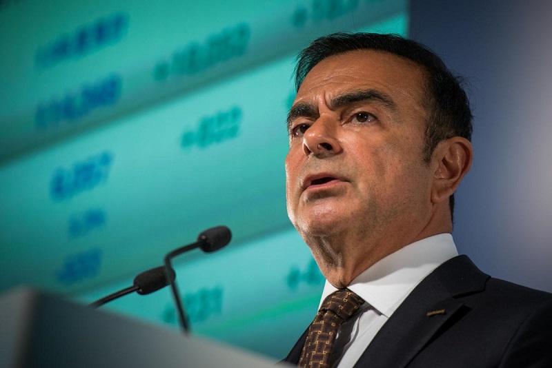 Carlos Ghosn, mantan bos Nissan yang tersandung kasus korupsi yang turut menjatuhkan bisnis Nissan di berbagai negara