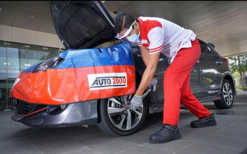 Auto2000 memberikan tips cara mengatasi telapak ban mobil cepat aus