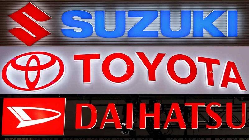 Suzuki, Toyota dan Daihatsu berkolaborasi siap membangun truk dan kei car