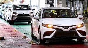 Produksi Camry ke 10 juta, Pabrik Kentucky kontribusi besar untuk Toyota di Amerika