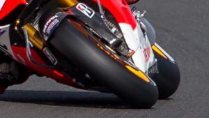 Ban balap Michelin diracik sesuai dengan kebutuhan dan kondisi sirkuit balap